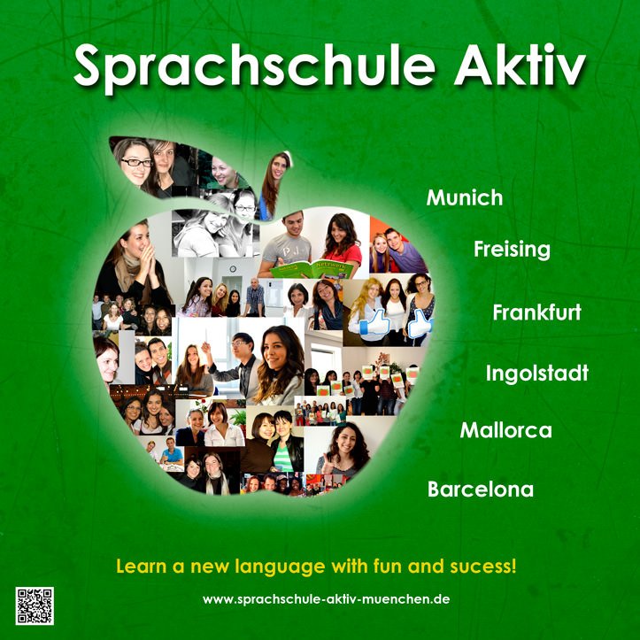 Sprachschule Aktiv Brochure - Learn a little more about us and our Language schools in Europe