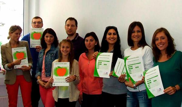 apprendre l´allemand à Munich: Cours d'allemand à Munich