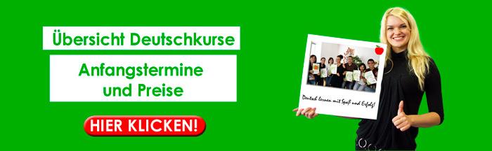 Deutschkurse in München