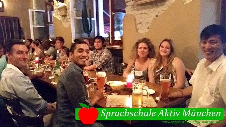 Stammtisch-Sprachschule-Aktiv-Muenchen-12 Juni 2015
