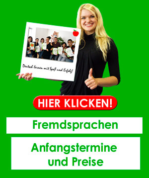 Unsere Fremdsprachen für Sie!