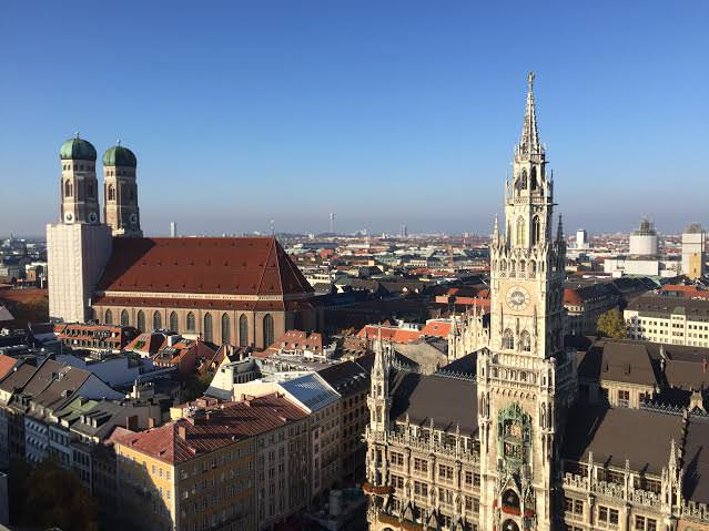 Über München - Sehenswürdigkeiten - Deutschkurse