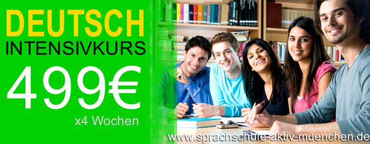 Deutsch Lernen in der Sprachschule Aktiv