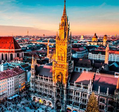 Deutsch lernen und wohnen in München