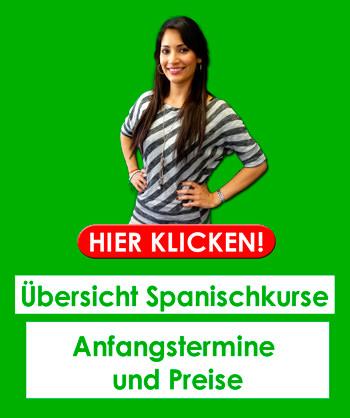 Spanischkurse in der Sprachschule Aktiv München