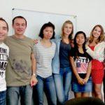 Photos et Vidéos des cours d´allemand