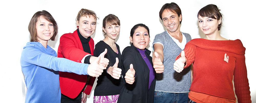 Unsere Sprachlehrer in München