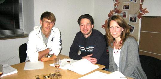 Visum Deutschland - Aufenthaltserlaubnis für Studenten