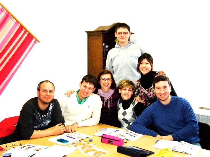 Nuestra Escuela de alemán en Múnich