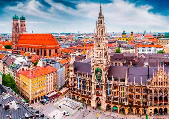 Deutsch lernen in Sprachschule Aktiv München