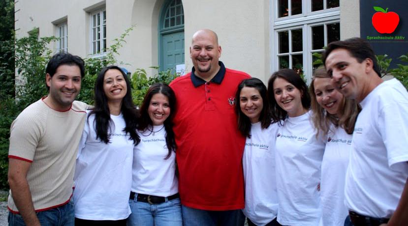 Sprachschule Aktiv bei Galileo