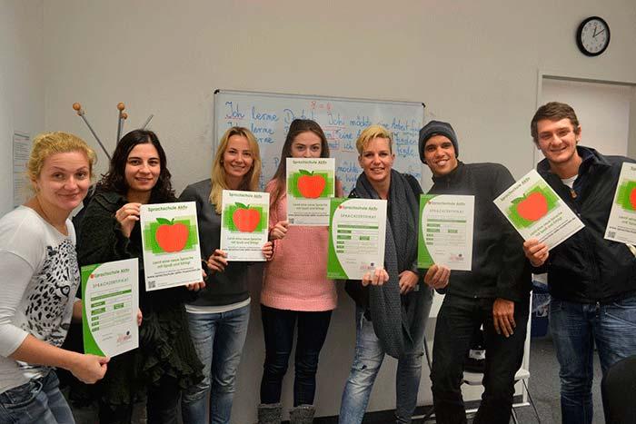 Intensywny kurs języka niemieckiego w Sprachschule Aktiv München