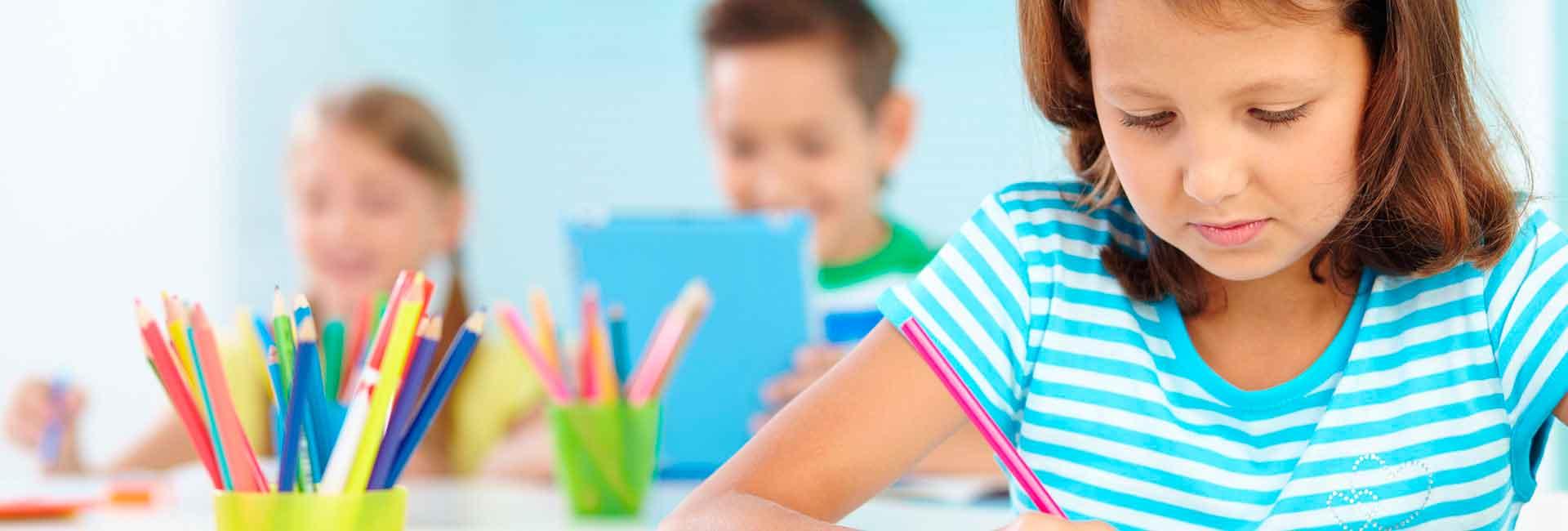 Kids und Teens in Sprachschule