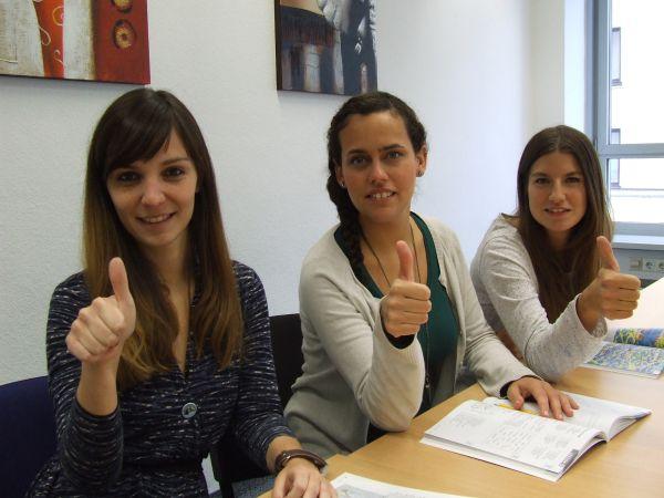 Lavorare e imparare il tedesco a Monaco