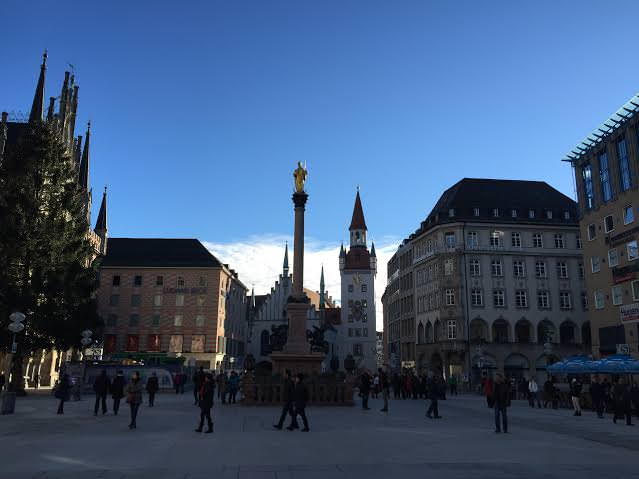 在慕尼黑学习德语并且找工作:三个步骤让您梦想成真