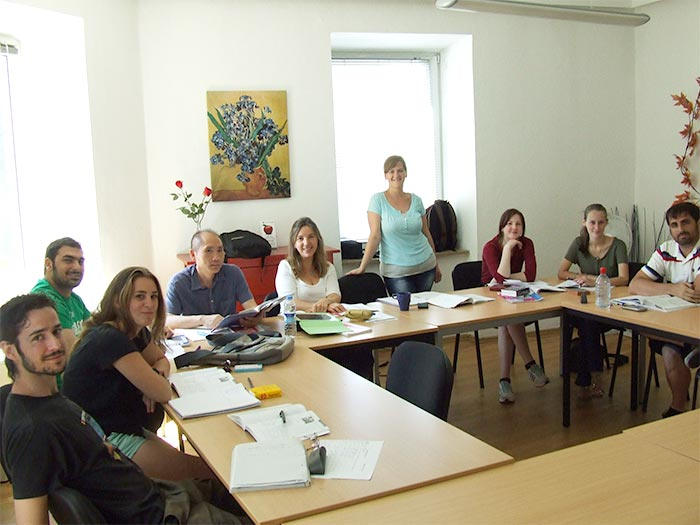 慕尼黑德语培训班