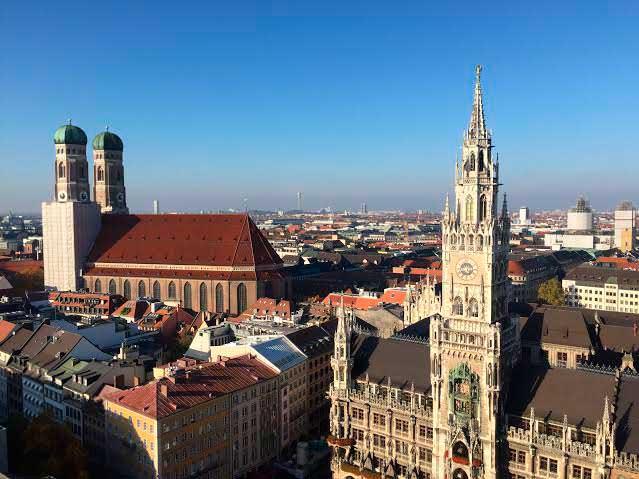 Tutto su Monaco di Baviera - imparare il tedesco