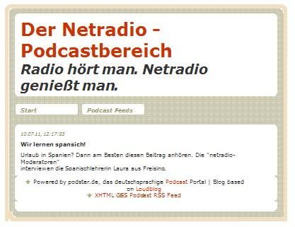 Netradio Artikel