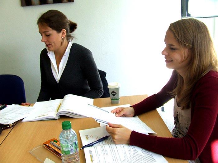 在慕尼黑德德福考试预备课程