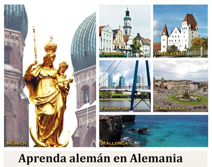 Conoce un poco más sobre nuestra escuela de idiomas en Europa - Sprachschule Aktiv