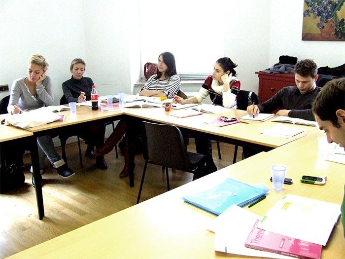 Curso de alemán de preparación para Universidades e institutos superiores
