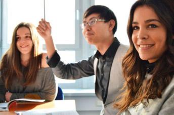 Bienvenidos nuestros nuevos alumnos del curso de alemán para principiantes