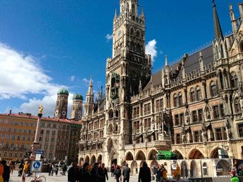 Cosa vedere in città: Innenstadt