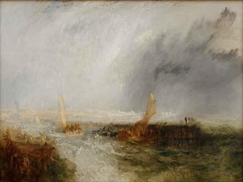Ostende, 1844