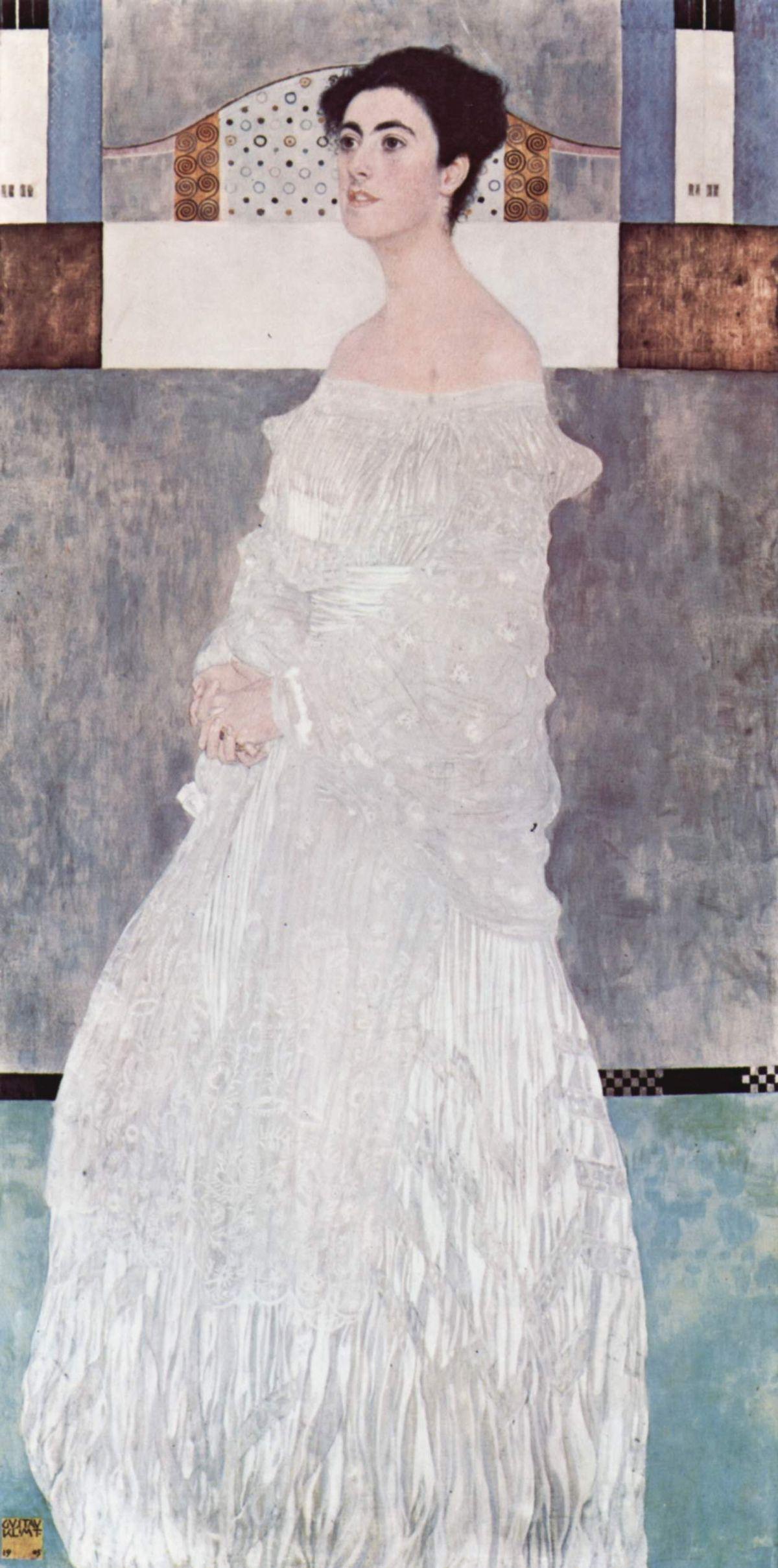 Margaret Stonborough-Wittgenstein, 1905