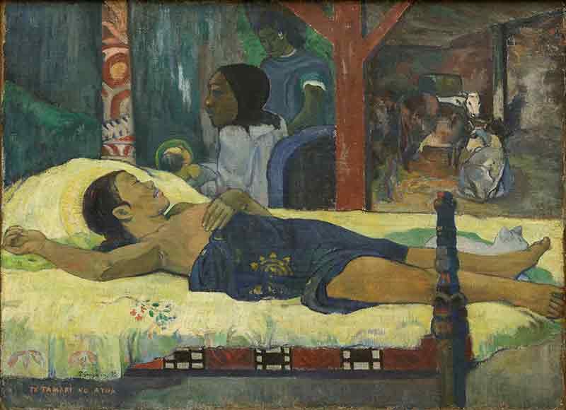 The birth-te amari no atua, 1896