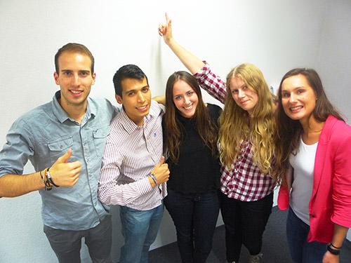 German language school in Munich