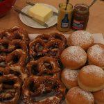 Kostenloses Frühstück für alle Kursteilnehmer und Lehrer