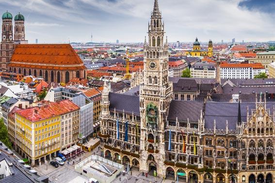 Deutsch Sprachschule in München