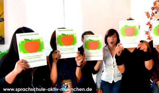 Deutsch Sprachkurse für Unternehmen in München