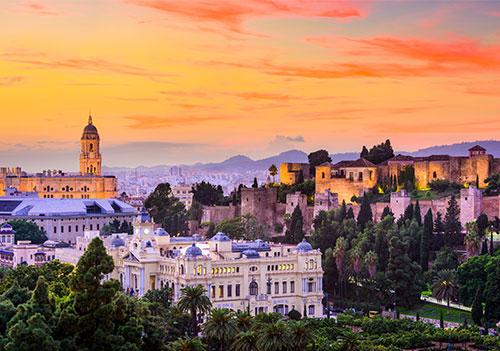 Sprachreise in Málaga