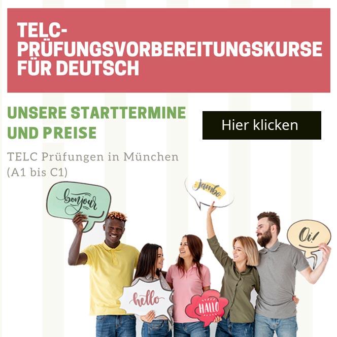 telc Prüfungsvorbereitung für Deutsch