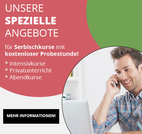 Serbischkurse Angebote in München