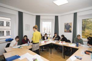 Cours de préparation au Telc à Munich