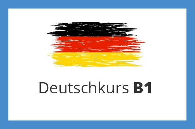 Online Deutschkurs B1