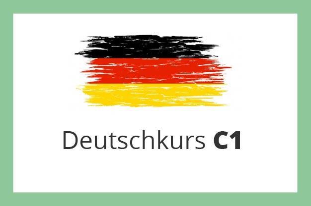 Online Deutschkurs C1