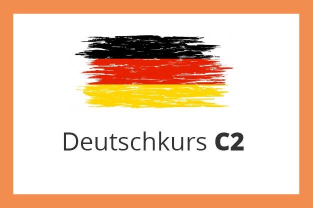Online Deutschkurs C2