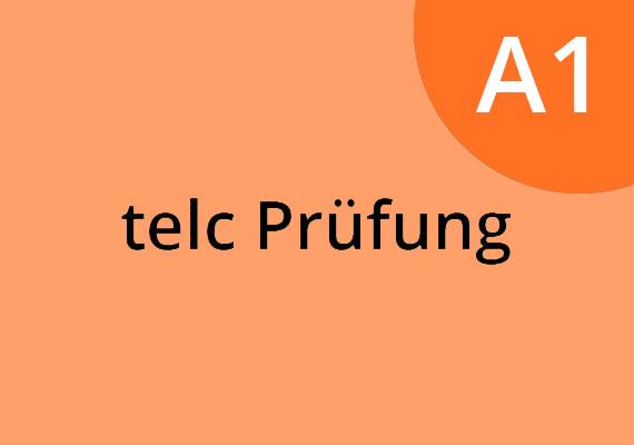 telc Prüfung A1
