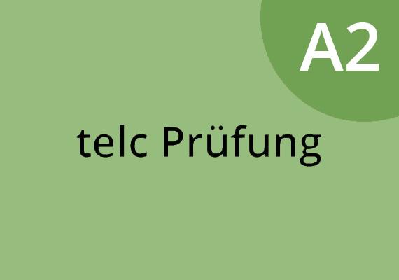 telc Prüfung A2