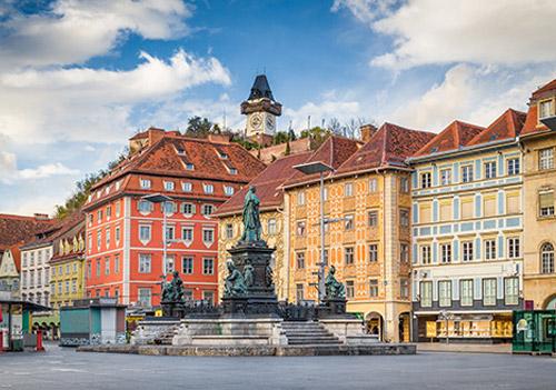 Deutsch und Fremdsprachen in Graz lernen