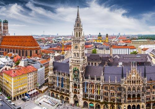 Sprachen lernen in München