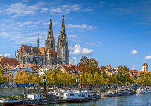 Deutsch und Fremdsprachen lernen in Regensburg