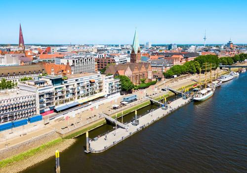 Deutsch und Fremdsprachen in Bremen lernen