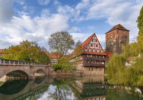 Deutsch und Fremdsprachen lernen in Nürnberg