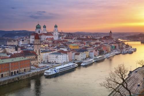 Deutsch und Fremdsprachen lernen in Passau