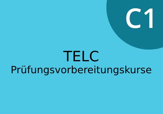 C1 telc Prüfungsvorbereitung in München